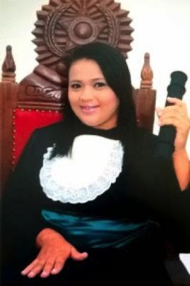 Izabela, graduate of the Nursing Technical Program