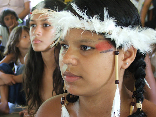 Indigenous Youth Achieving Dreams in Brazil