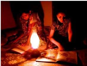 Solar light : Power to people