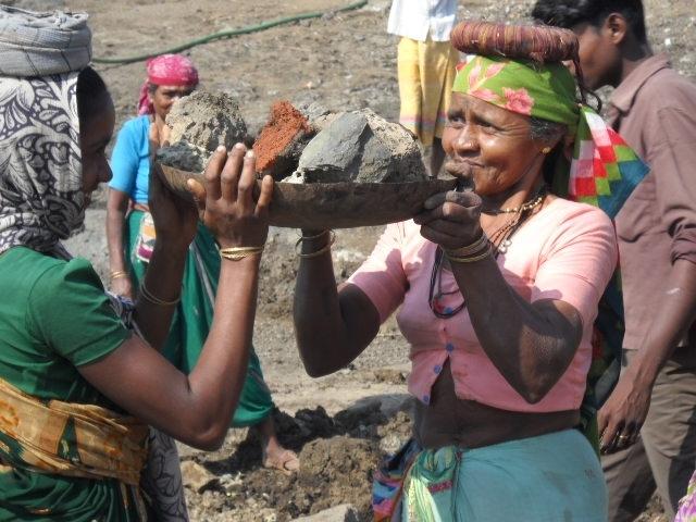 Women Take Joy in their Free Labour Contribution