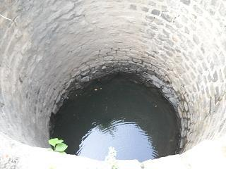 11ft Water Collected in Dry Well