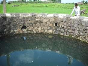 Rain Fills it to the Brim: Well of Village Kharset