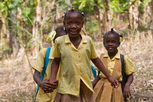Help keep kids in school & out of slavery.
