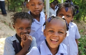 School, Not Slavery, for Haitian Children