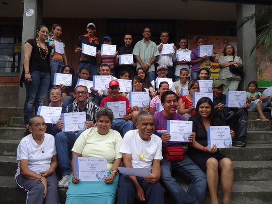 Inclusion, Colombia