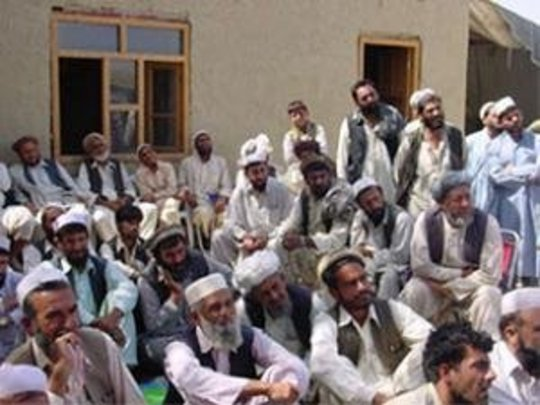 Afghanistan Rural Information Network Expansion