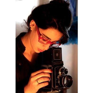 A participant self portrait: Kawtar