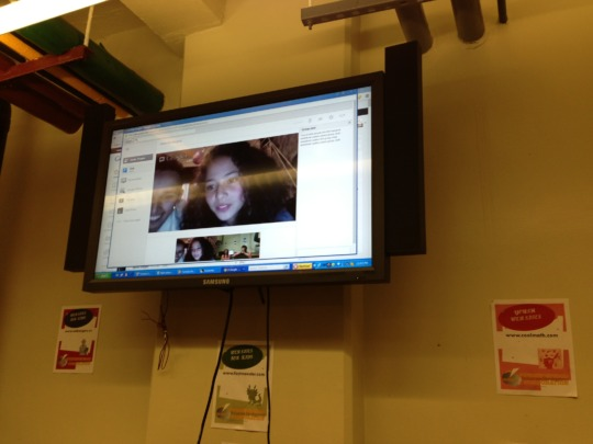 Youth Video Conference USA/Morocco