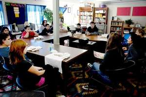 Participants in Klamath, California