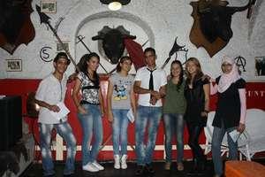 International Youth Day, Casablanca, Morocco