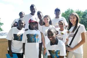 International Youth Day, New York