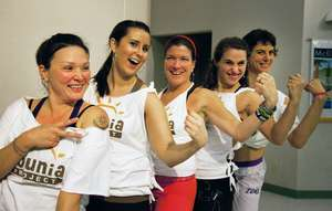 Zumbathon for Dounia Project