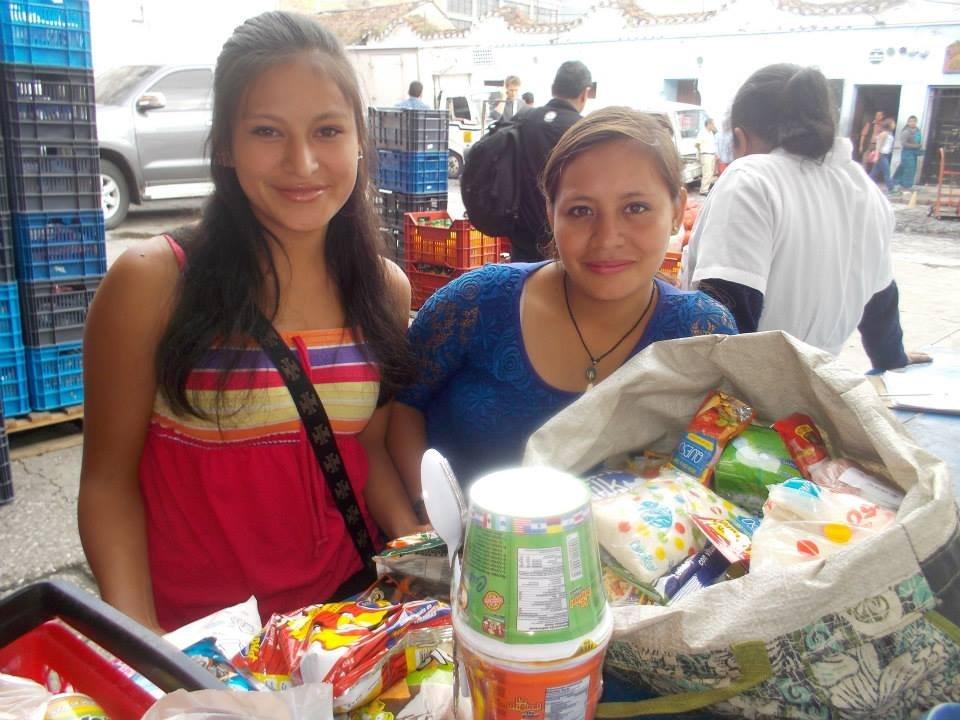 Food basket day