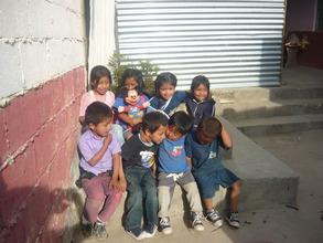 The core crew at San Mat Kinder!