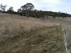 The original farming land