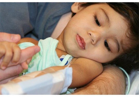 Pediatric Hospice for the poor in Indonesia