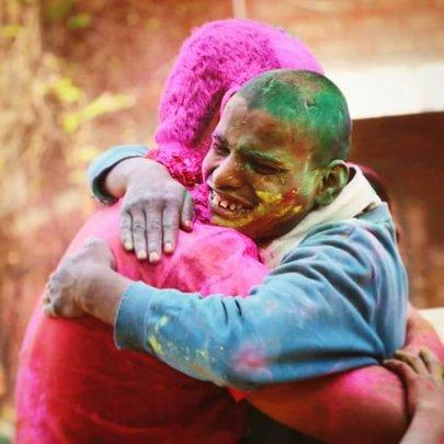 Celebrating Holi- The festival of Colours!