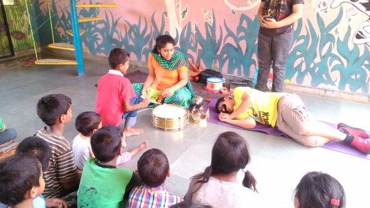 Story telling/Theatre
