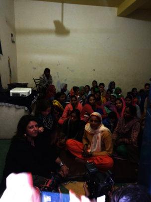 Parched movie screening with Director Leena Yadav.jpg