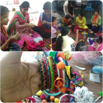 Skill Training for rural women and girl
