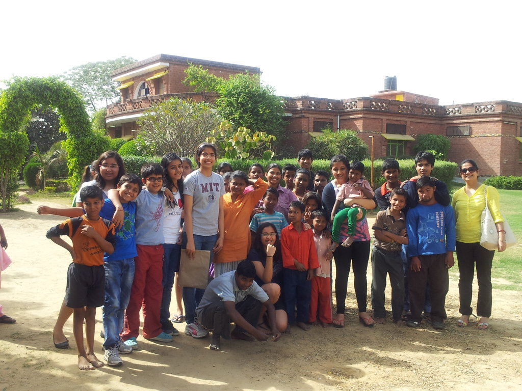 Support a home for disadvantaged children in India