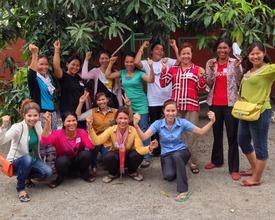 Empowered 'Riel Change' workshop participants!
