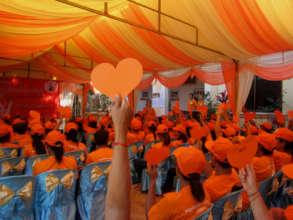 Elimination of Violence Against Women Campaign