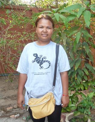 Ny, Age 36, talks motherhood and WRC