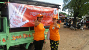 WRC Say NO to Violence Against Women
