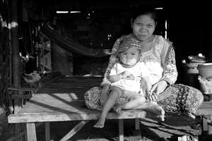 Sponsor a Cambodian Mom, as a gift to your Mom