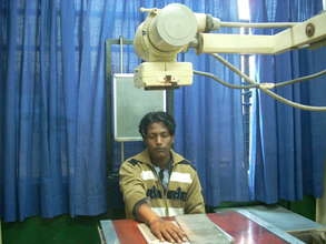 procurement of X-ray Machine for 10000 persons