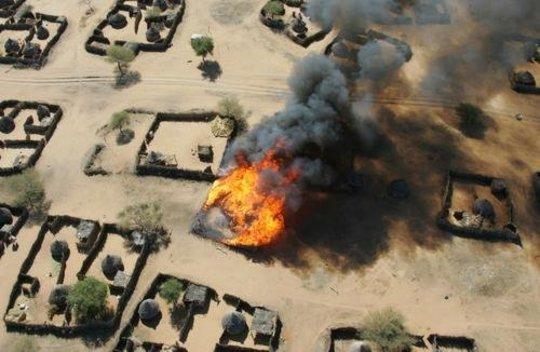 Relief for Darfur: Fund to Rebuild Sudan