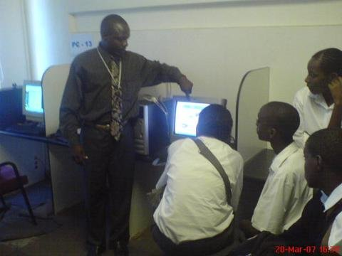 Health Education for Students in Botswana