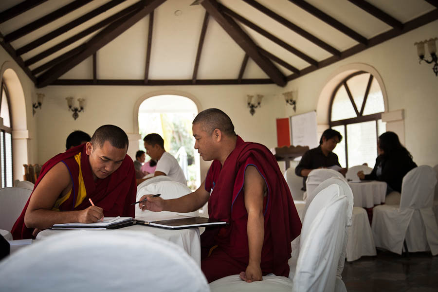 Peace and Reconciliation Training, Bangalore 2011