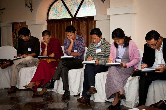 Tibetan Peacebuilding and Leadership Training