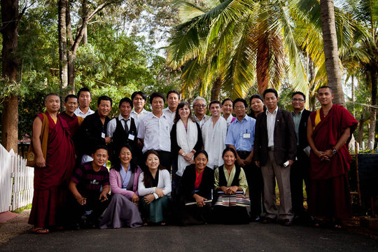 Tibetan Peacebuilding and Leadership Training