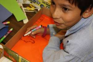 Using Visual Arts to Help At-Risk Students in MD