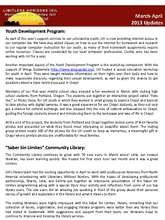 March and April news from LHI (PDF)