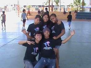 Students at CEPAIPA
