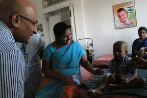 The kid with 20-20 vision and retinoblastoma