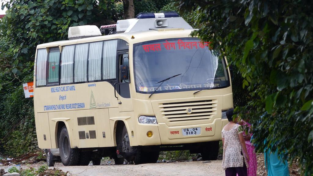 Medical Mobile Unit