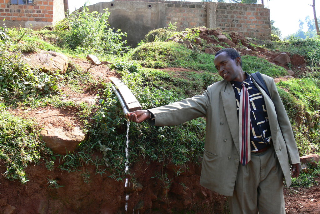 Clean Water for Schools in Kenya