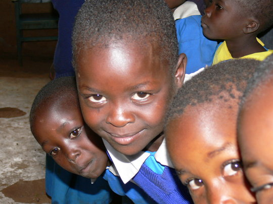 Clean Water for Schools in Kenya