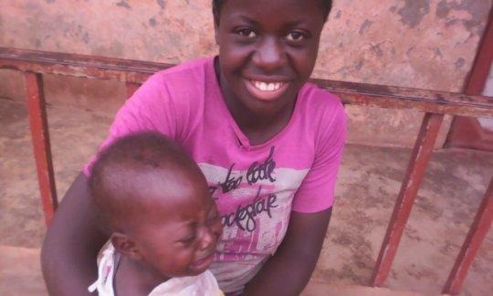 The joy of Annet