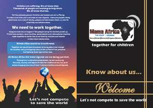 Mama Africa August,sept and Ocober 2014 report (PDF)