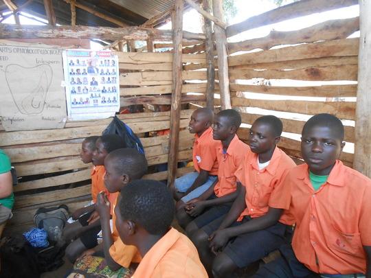 Education in the bush