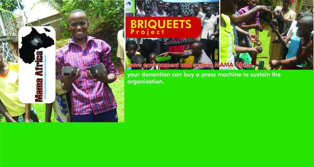 Facebook briquettes