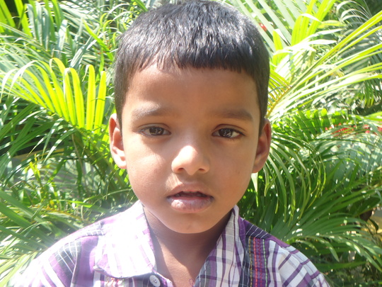aslam HIV boy growing happily at DESIRE care home