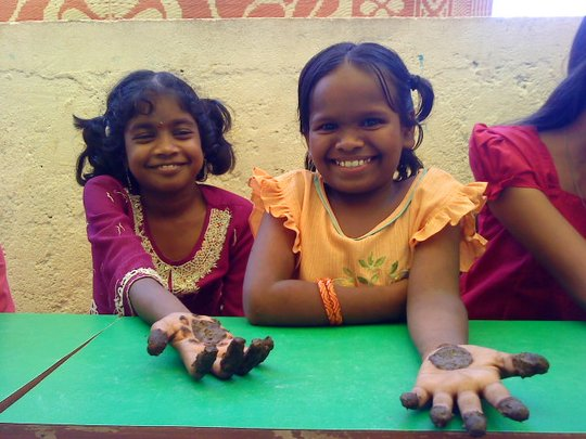 DESIRE Society for HIV/AIDS Children in India