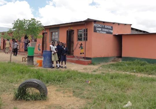 Moon City Community School, Lusaka
